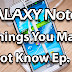 Galaxy Note 2 What You May Not Know Episode 1: Stereoscopic Photography?, Play Burst Shots