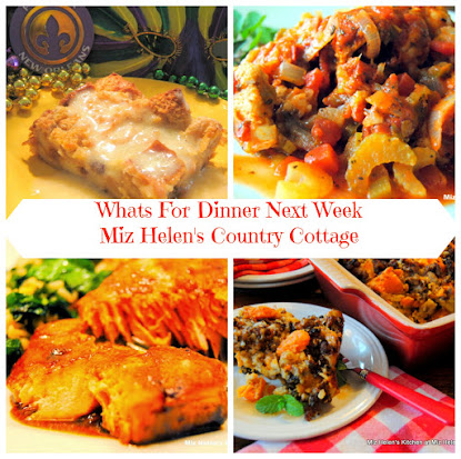 Whats For Dinner Next Week 2-7-16 to 2-13-16