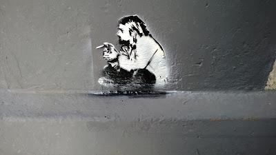 Streetart, Stencil, Urbanart