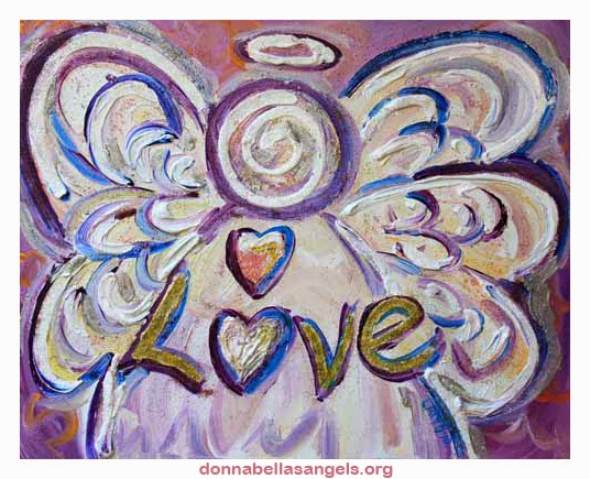 http://www.donnabellasangels.org/art/angel_word/love.html