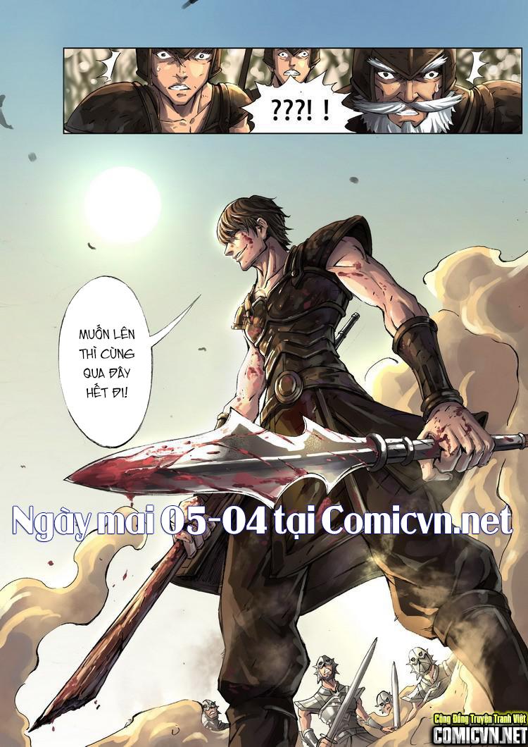 Đường Dần tại Dị Giới trang 25
