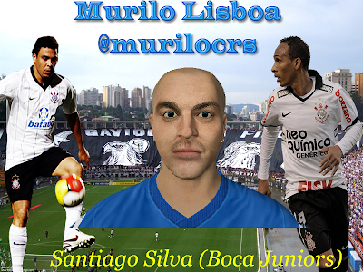 FIFA 12 Santiago Silva Face