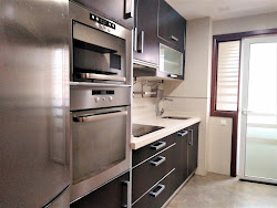 Piso en venta en Oleiros, Urbanización As Torres, tres dormitorios, garaje. 110.000€