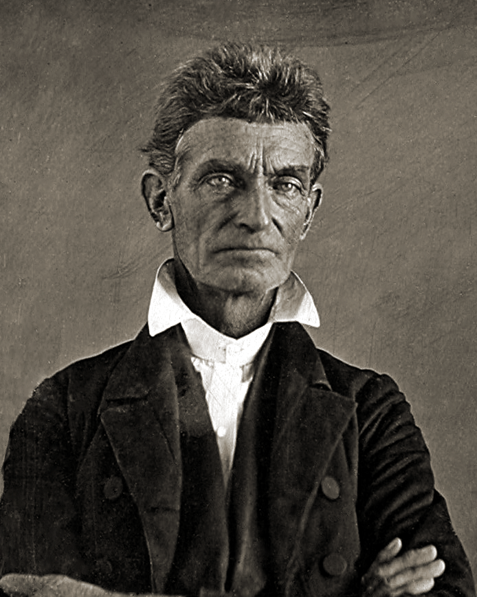 john brown risks life for slaves freedom A letter from frederick douglass to harriet tubman 3 posted by jae jones - october 16, 2017 tubman made as many as 19 trips to the south and led over 300 slaves to freedom excepting john brown.