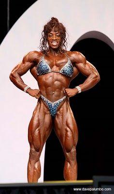 black women bodybuilders