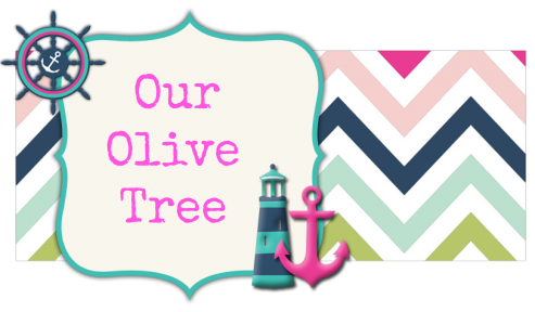 ♥ Our Olive Tree