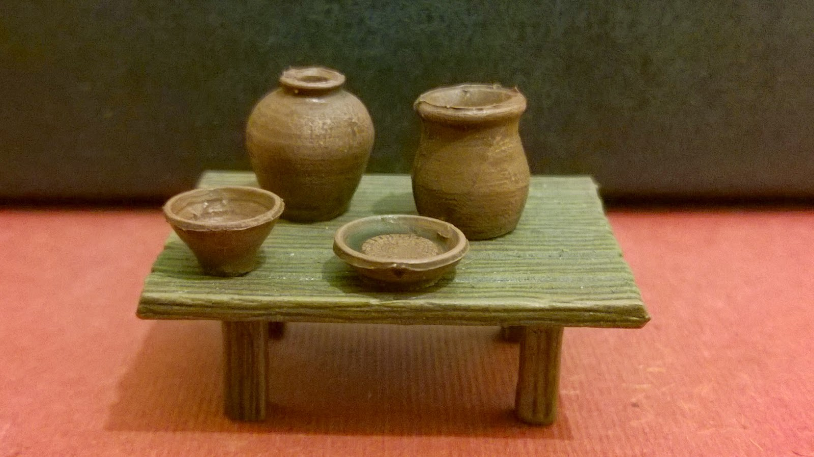 28mm pottery scenery wargames wargaming