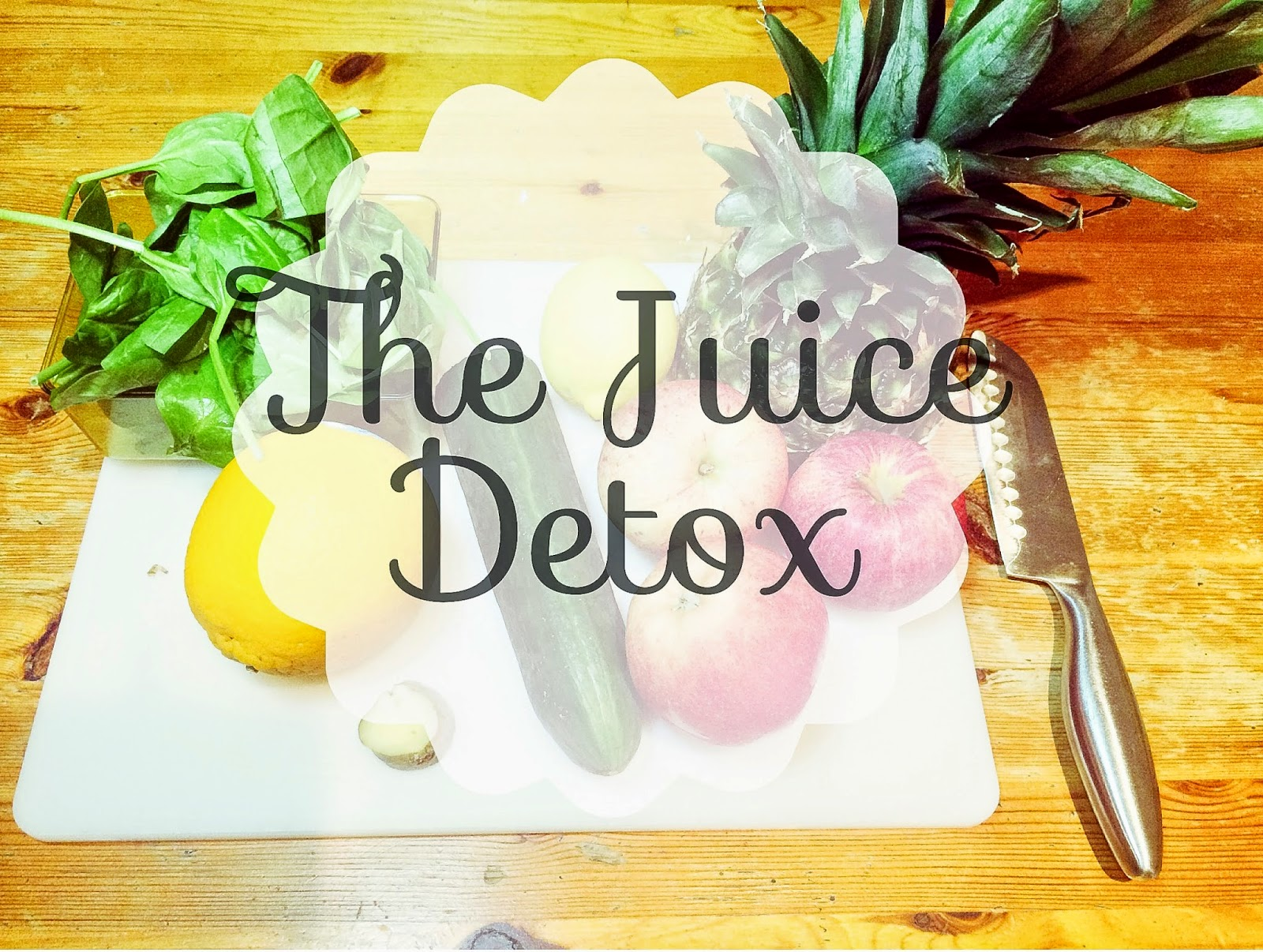 Post Summer Detox | Juice Cleanse