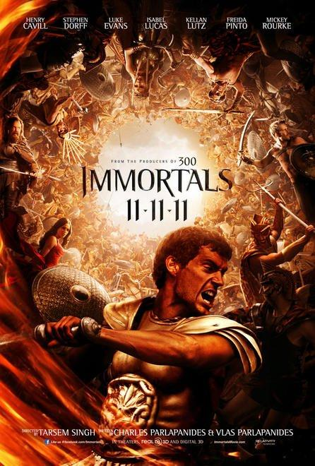 Inmortales BRRIP LATINO