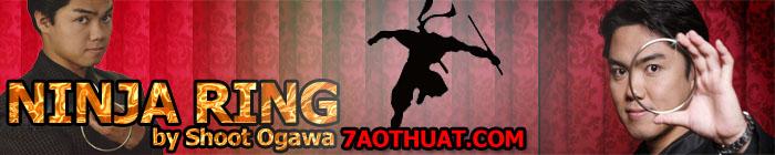 Bộ vòng ma thuật - Ninja Ring