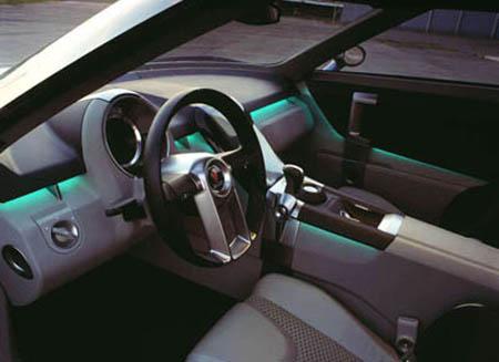 Saab 9x Concept Car 2001