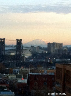Mt. St. Helens from my office