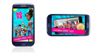 Official London 2012 mobile game app