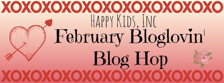 Bloglovin Blog Hop Happy kids Inc Blogging link up