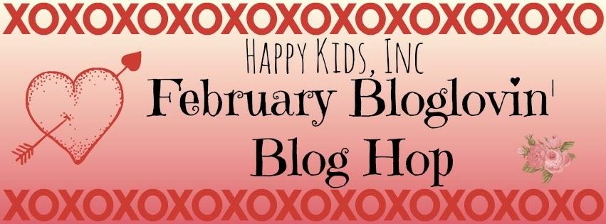 Bloglovin Blog Hop Happy kids Inc Blogging link up
