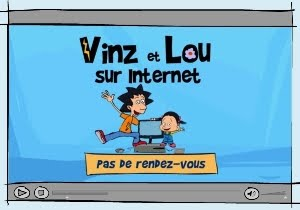 VINZ ET LOU  INTERTNET SANS CRAINTE
