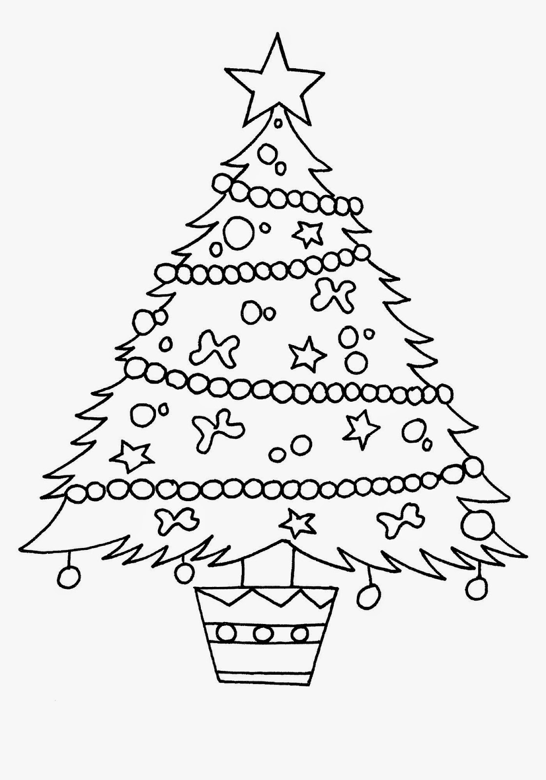 coloring pages tree child - photo#34