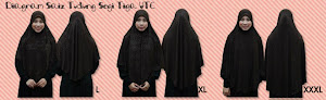 DIAGRAM TUDUNG LABUH UMMIE TINIE COLLECTION