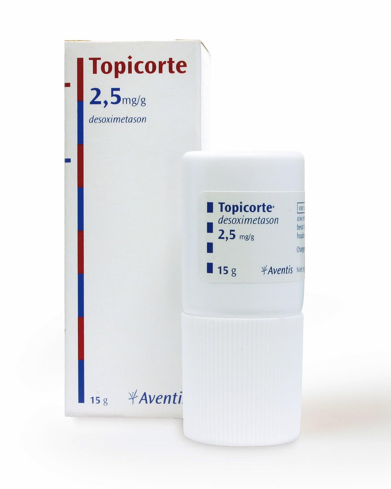 Topicorte ยาทาแก้คันลมพิษ