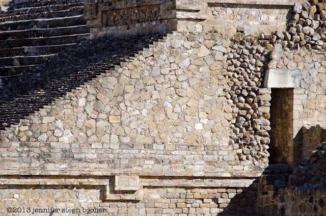masonry, Zapotec, Mixtec