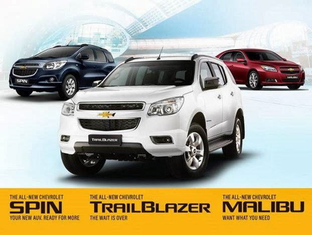 Chevy, Cool: Chevrolet Officially Launches All-New Malibu, Trailblazer