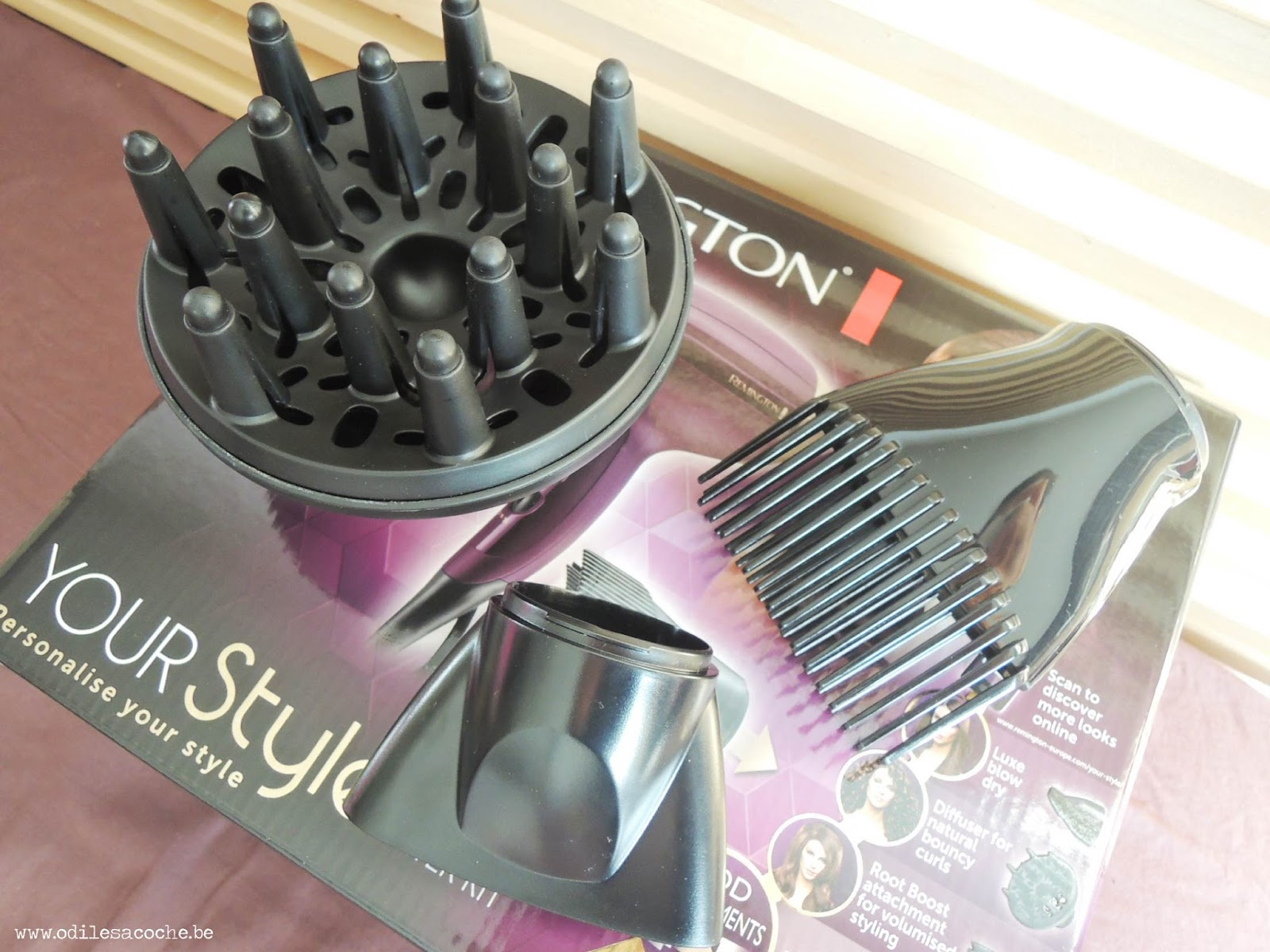 remington dryer kit