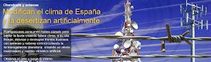 CHEMTRAILS  ESPAÑA