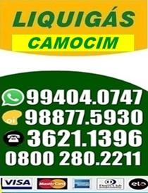 LIQUIGÁS CAMOCIM