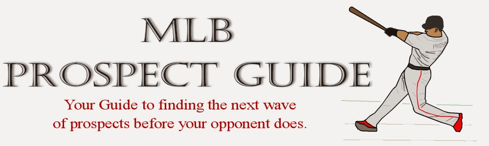 MLB Prospect Guide - Top 2000 Prospects For 2014