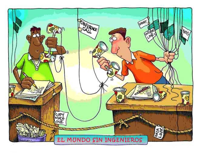 comunicacion mundo: