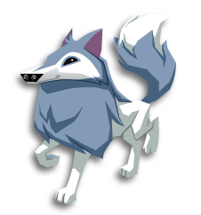 2013 | Animal Jam News | Jamaa Legends: How Artic Wolves came to Jamaa