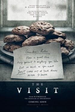 Em Breve: The Visit