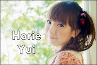 Horie Yui Blog