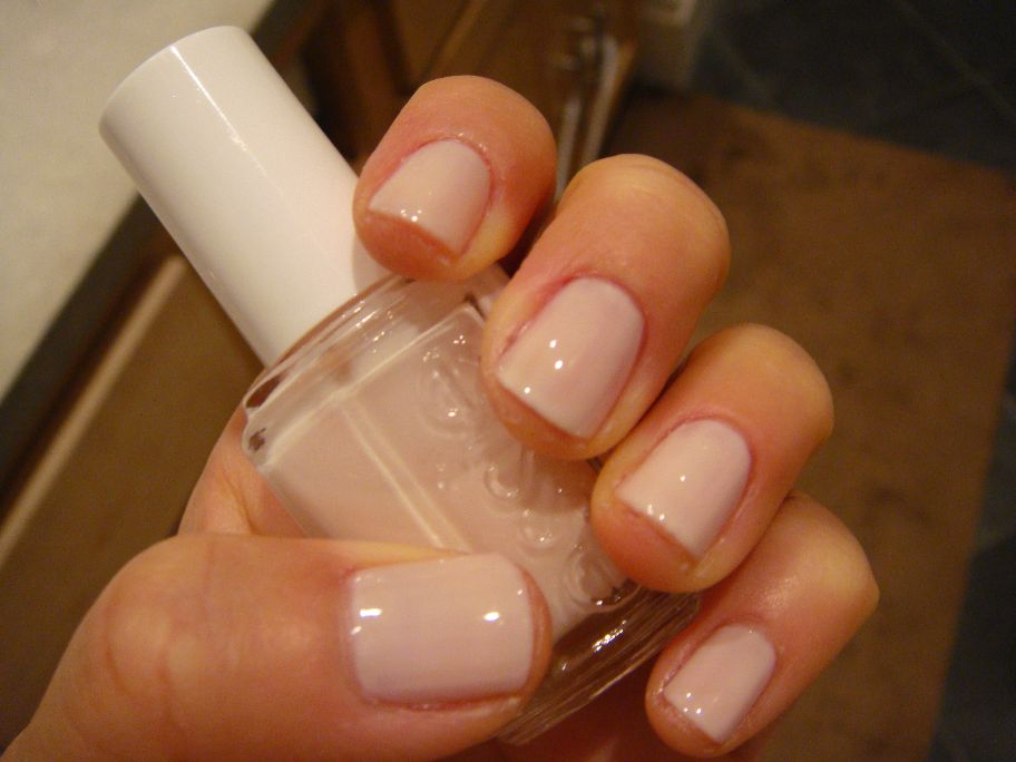 Essie nail polish in Ballet Slippers Review | Allure