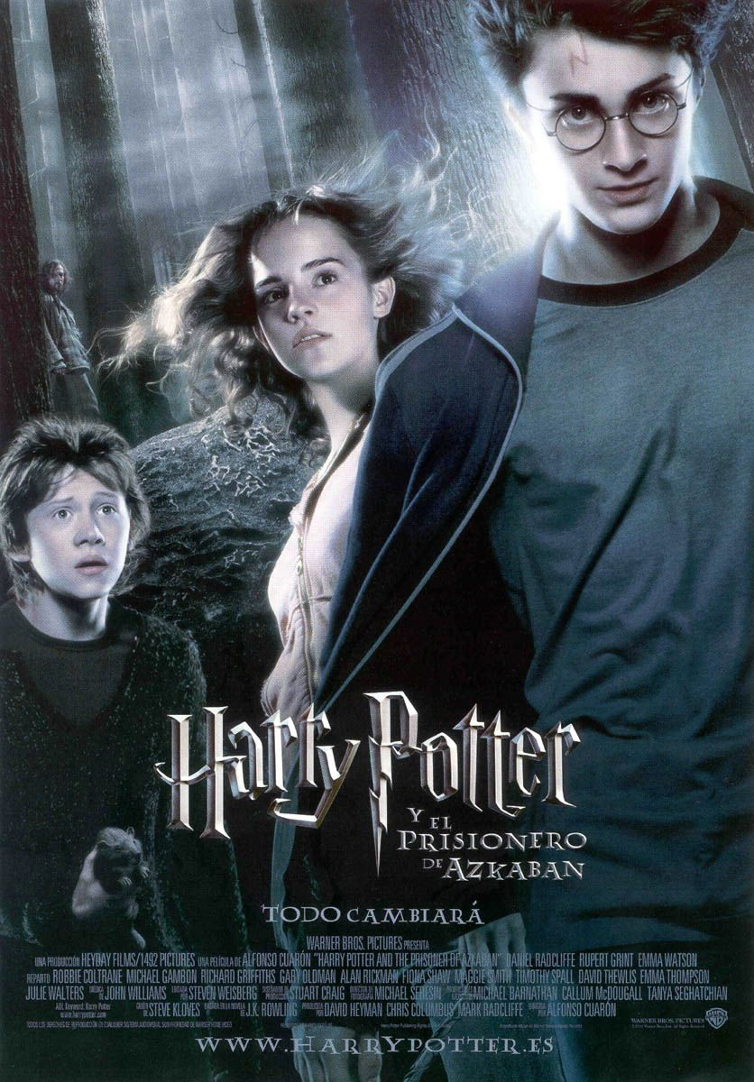 harry potter y el prisonero de azkaban: