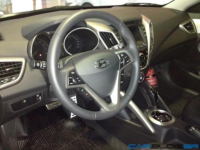Hyundai Veloster 2013 - painel