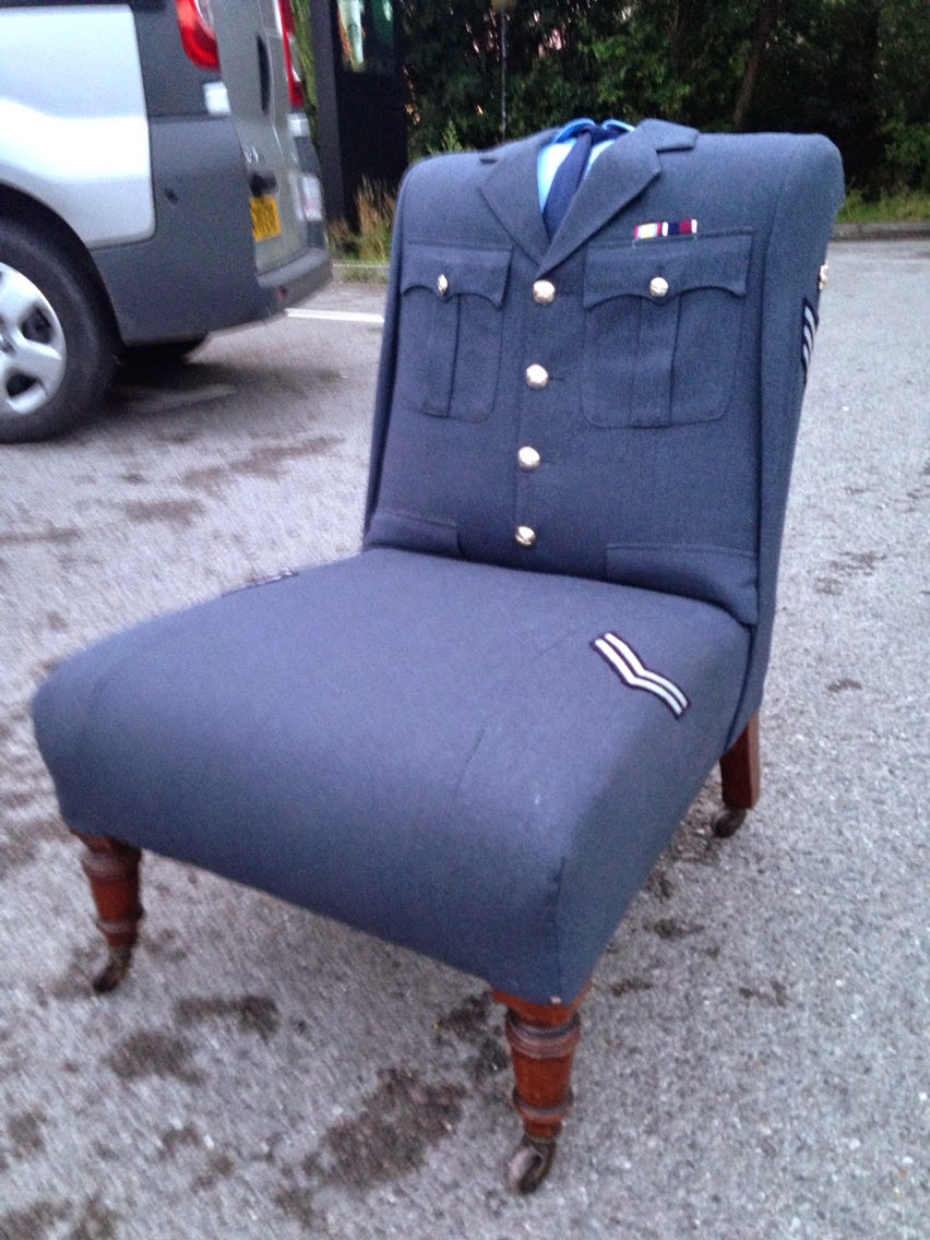 11-Royal-Air-Force-uniform-RescuedRetroVintage-Upcycled-Vintage-Armchairs-&-Chairs-www-designstack-co