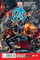 Avengers #2 Cover