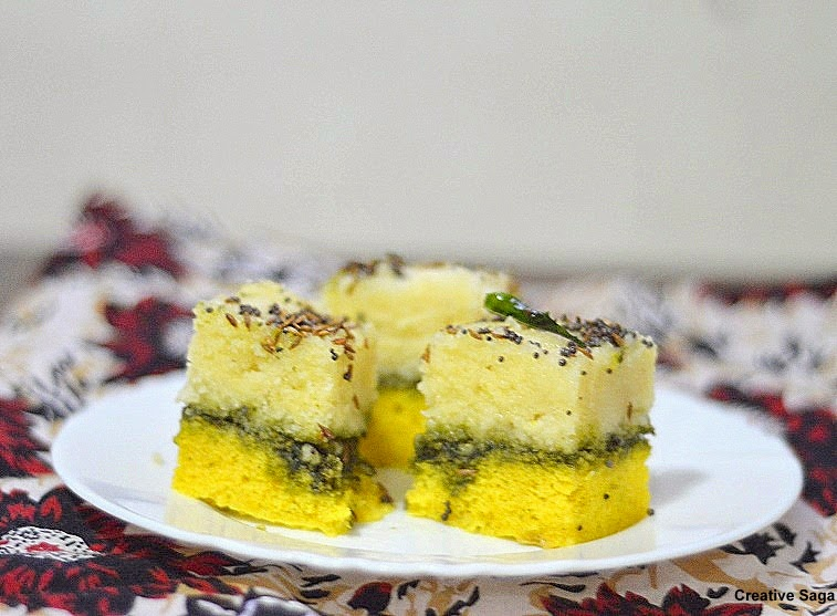 khaman recipe