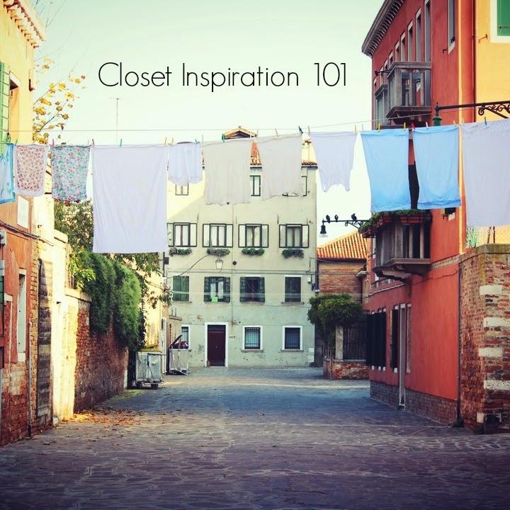 Closet Inspiration 101