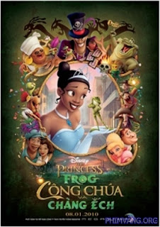 Cng Cha V Chng ch (2009) - The Princess And The Frog 2009
