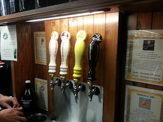 Brooklyn Brewery tap takeover at the Central Liquors Growler Station