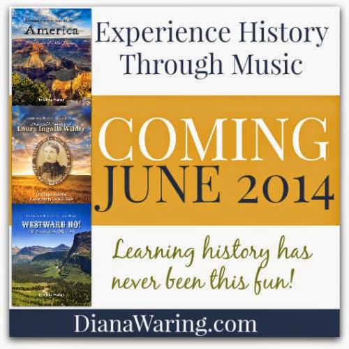 http://www.dianawaring.com/store/experience-history-through-music