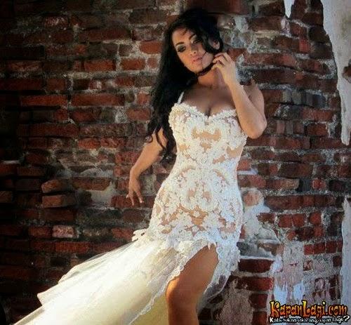Gambar Pra-Perkahwinan Julia Perez Yang Menjolok Mata