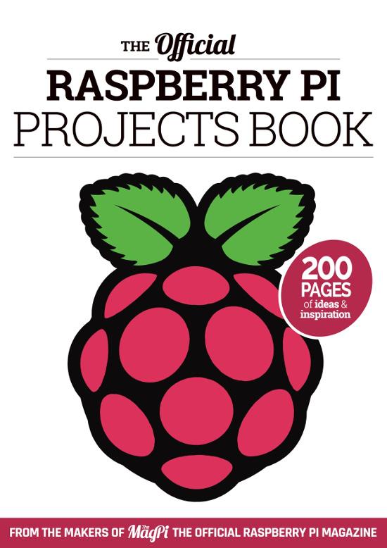 livro de projetos raspberry pi
