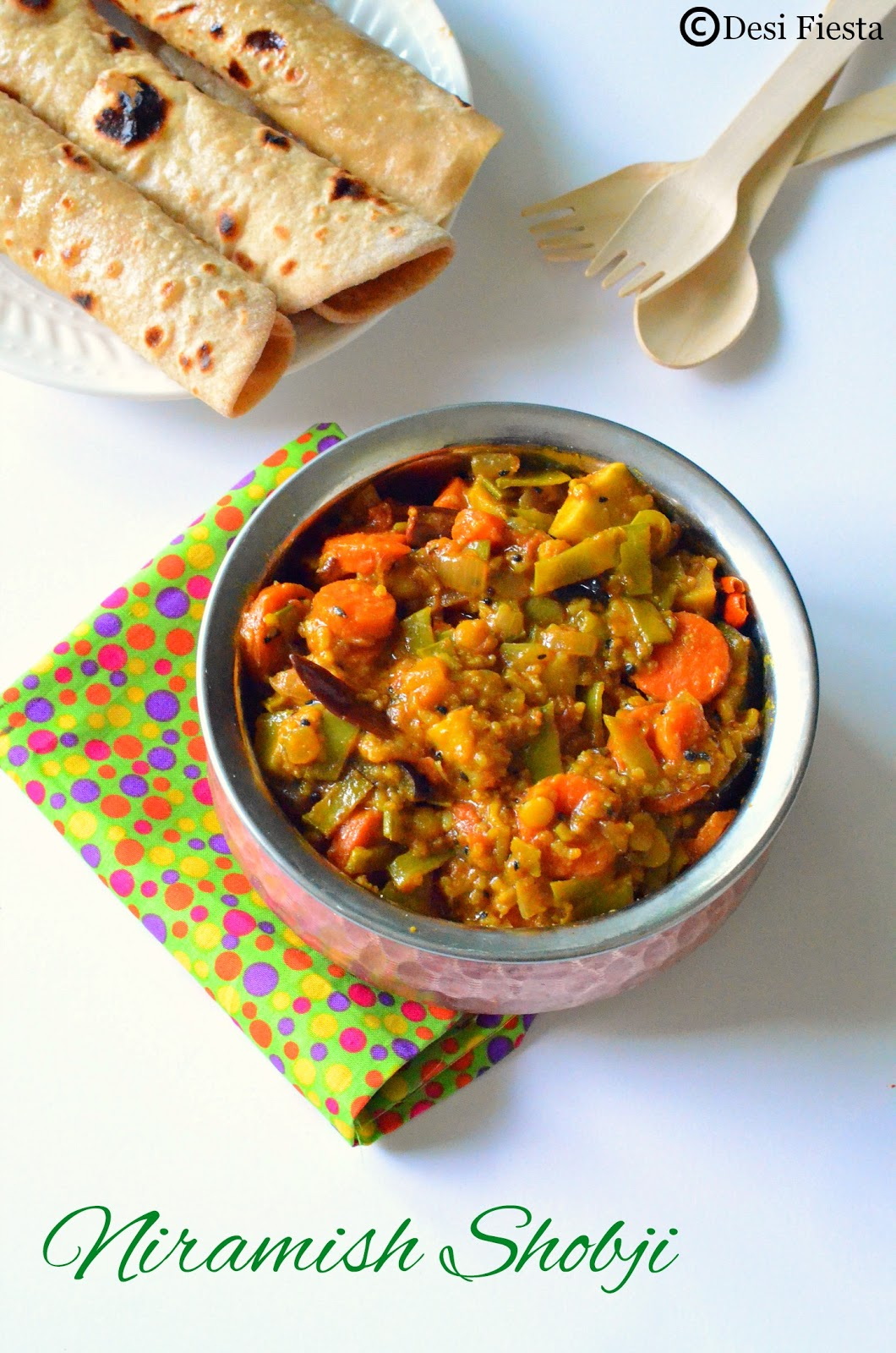 Bangladeshi veg curry recipes