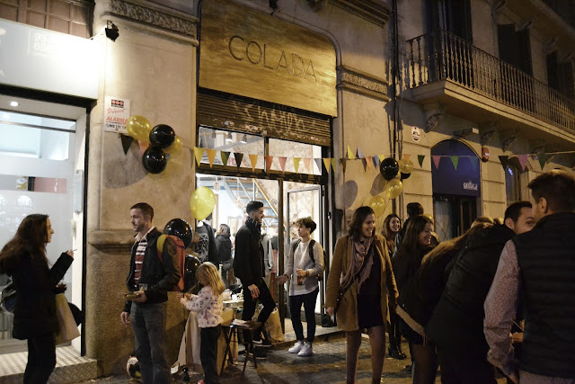 """Colada Barcelona"""