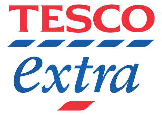Tesco Extra Logo Vector download free