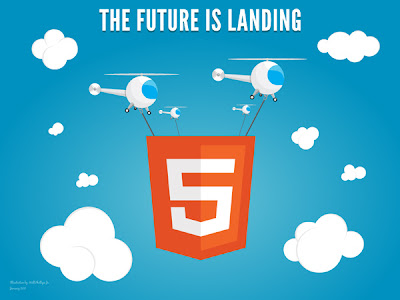 The future is landing HTML 5