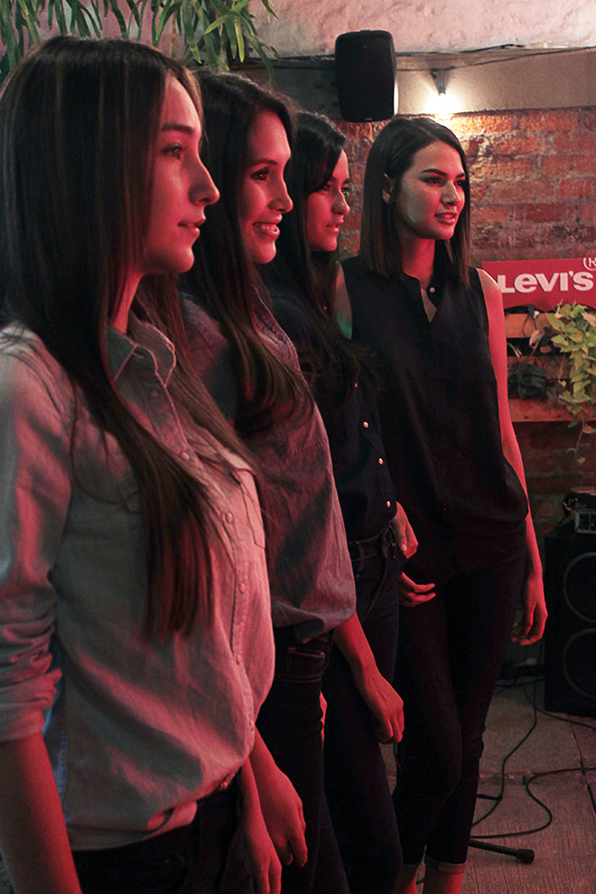 levis colombia, live in levis, ladies in levis, levis 700, levis 710, levis 712